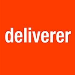 لوگو deliverer   Live. Everywhere.