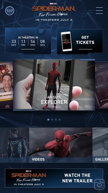 تصاویر Spider-Man: Far From Home