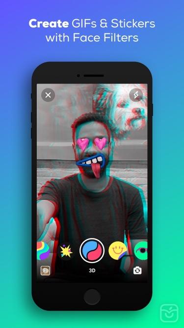 تصاویر GIPHY: The GIF Search Engine