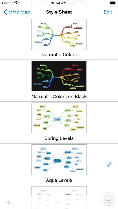 تصاویر SimpleMind - Mind Mapping