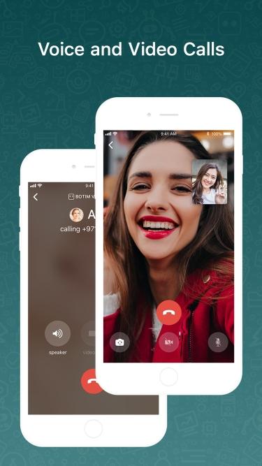 تصاویر BOTIM - video calls and chat