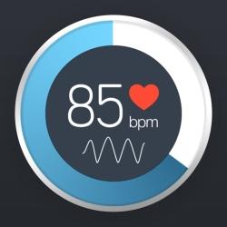 لوگو Instant Heart Rate: HR Monitor | ضربان قلب نرمال