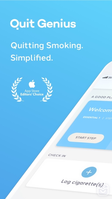 تصاویر Quit Genius - quit smoking
