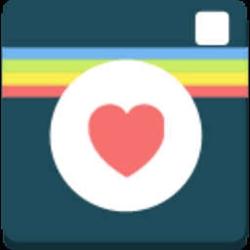 لوگو لایک بگیر اینستاگرام