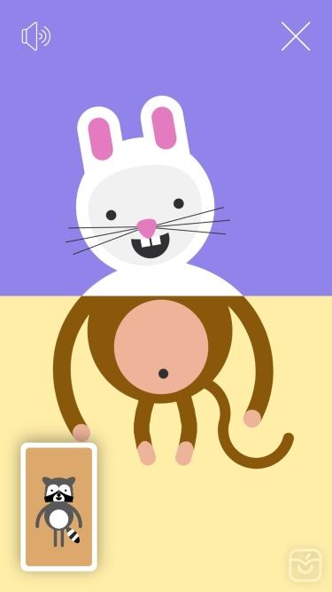 تصاویر Toddler Zoo - Mix & Match