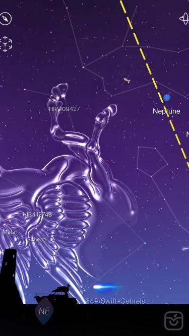 تصاویر Night Sky