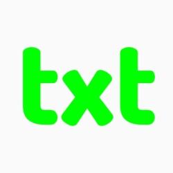 لوگو txt