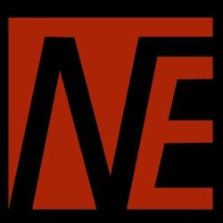 لوگو نیوالکترون