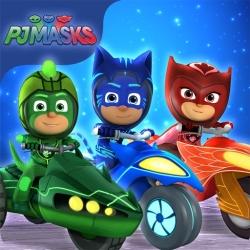 لوگو PJ Masks™: Racing Heroes