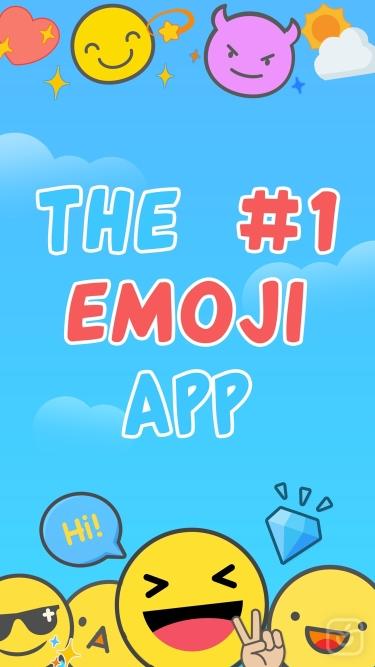 تصاویر Emoji Free – Emoticons Art and Cool Fonts Keyboard