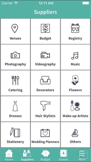 تصاویر AppyEverAfter Wedding Planning