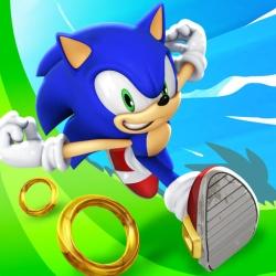 لوگو Sonic Dash|سونیک دش