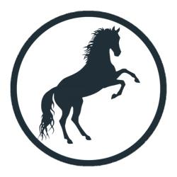 لوگو Horse Poser