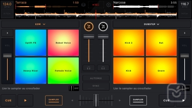 تصاویر edjing Mix - dj app