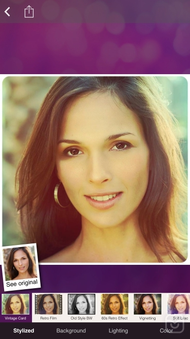 تصاویر Visage: airbrush photo & face|روتوش و زیباسازی عکس