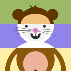 لوگو Toddler Zoo - Mix & Match