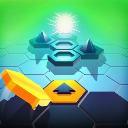 لوگو Hexaflip: The Action Puzzler