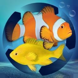 لوگو Fish Farm Merge