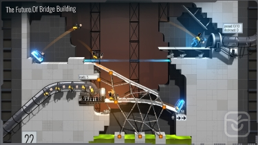 تصاویر Bridge Constructor Portal