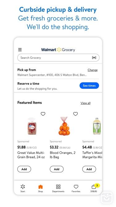 تصاویر Walmart - Shopping & Grocery