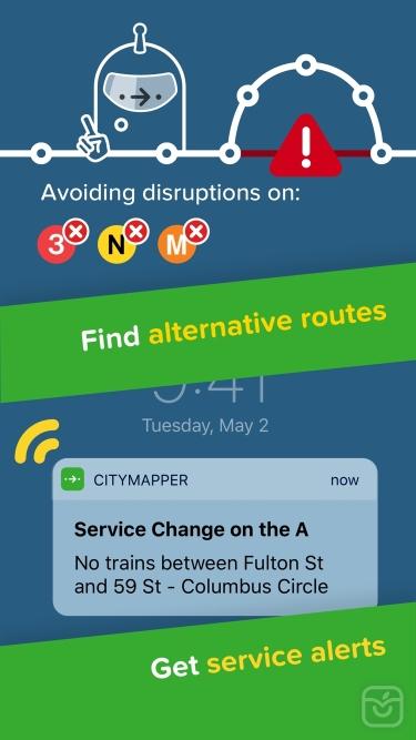 تصاویر Citymapper: All Your Transit