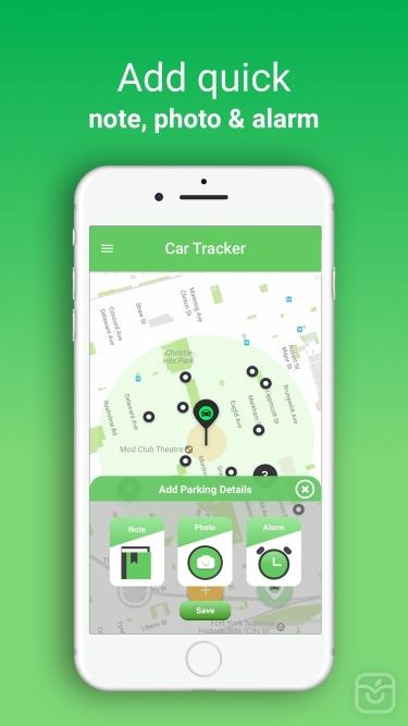 تصاویر GPS Car Tracker - Track My Car