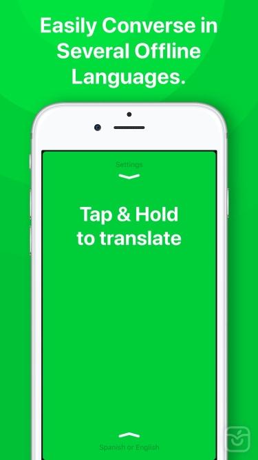 تصاویر iTranslate Converse