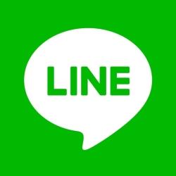 لوگو LINE