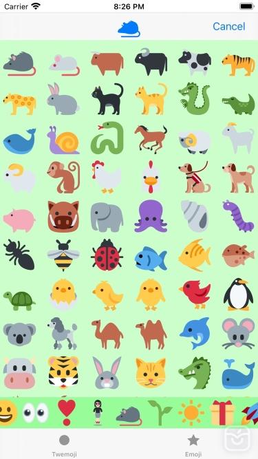 تصاویر EmojiStamp
