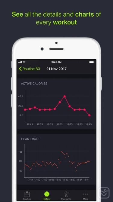 تصاویر SmartGym: Gym & Home Workouts