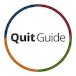 لوگو QuitGuide - Quit Smoking