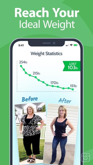 تصاویر MyNetDiary PRO Calorie Counter