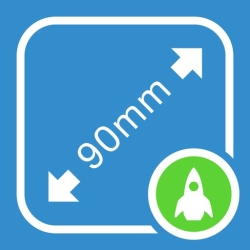 لوگو My Measures + AR Measure