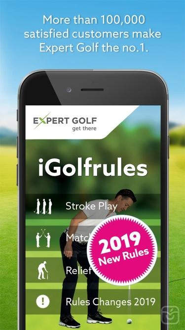 تصاویر Expert Golf – iGolfrules