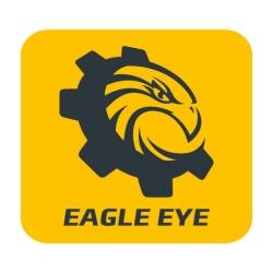 لوگو چشم عقاب