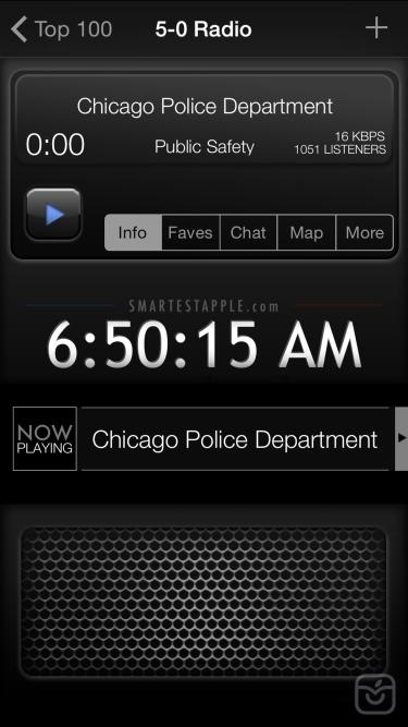 تصاویر 5-0 Radio Pro Police Scanner