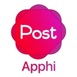 لوگو Apphi: Schedule, Post, Plan