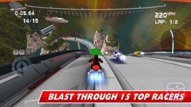 تصاویر Impulse GP - Super Bike Racing