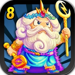 لوگو Angel Town 8- idle game