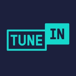 لوگو TuneIn Radio: Live News, Music