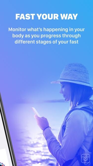 تصاویر LIFE Fasting Tracker