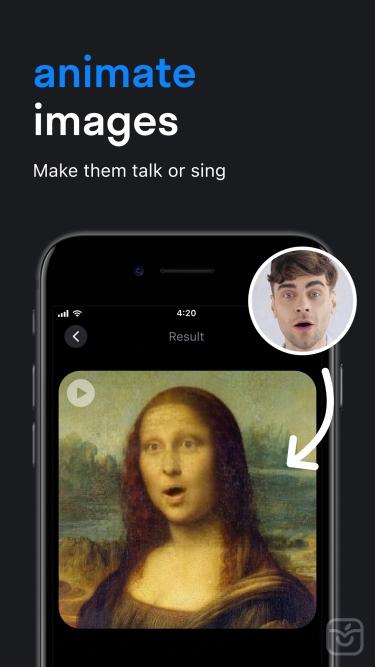 تصاویر Reface: Face Swap Videos| تغییر چهره در ویدئو