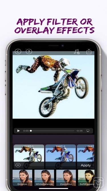 تصاویر Video Speed Editor Slow & Fast