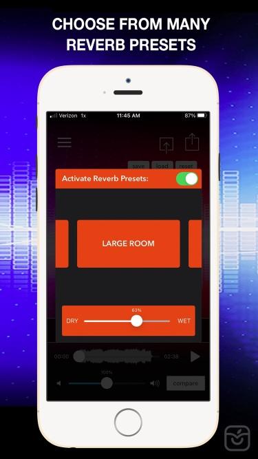 تصاویر AudioMaster Pro: Mastering DAW