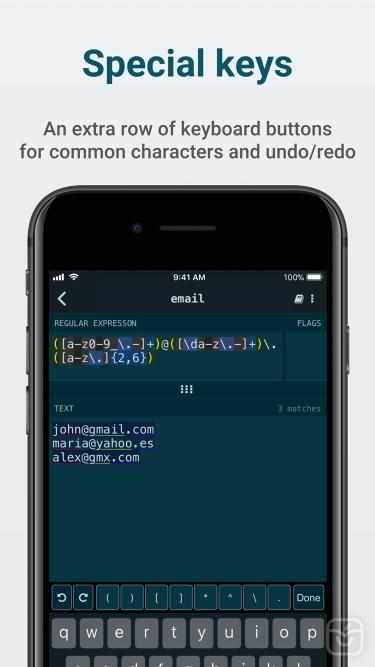 تصاویر RegEx Lab: Regular Expressions