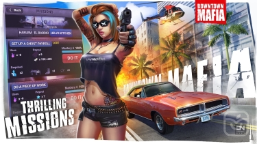 تصاویر Downtown Mafia: Gang Wars RPG