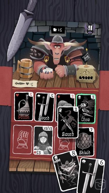 تصاویر Card Crawl