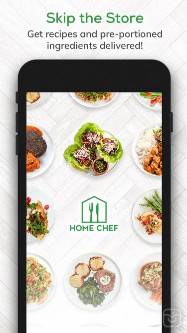 تصاویر Home Chef: Meal Kit Delivery