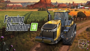 تصاویر Farming Simulator 18