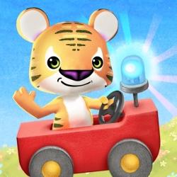 لوگو Little Tiger: Firefighter Kids